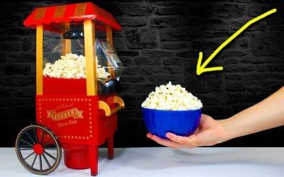 What are the Stages for Importing Industrial Popcorn Machines?