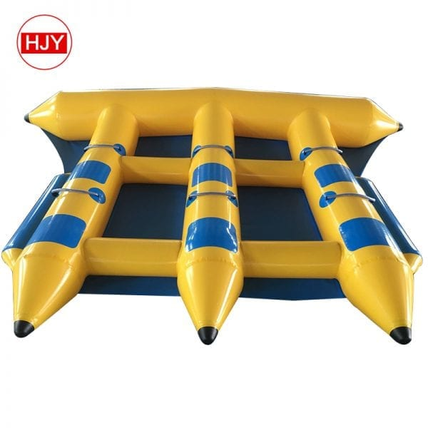 HJY commercial inflatable Flying fish Sport