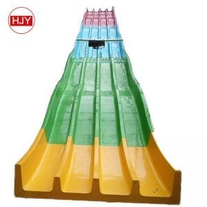 2018 Hot sale spiral tube slide amusement