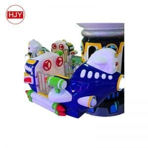 Indoor kids coin operated game machine